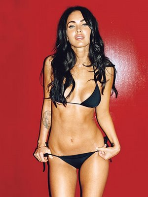 Megan Fox Abs