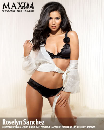 roselyn-sanchez-lingerie